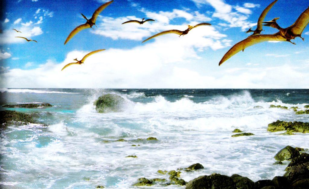 Pterosauri: dominatori dei cieli
