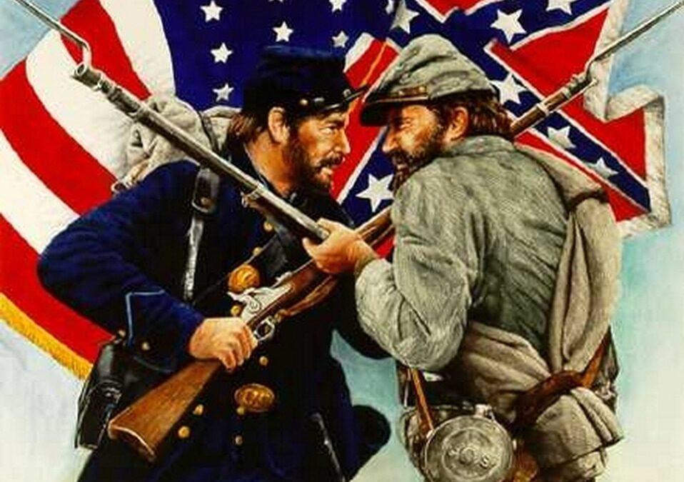 1863 – Gettysburg – L'America spezzata.