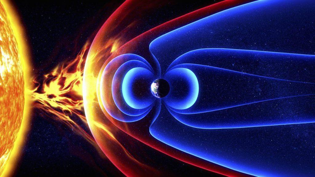 Terra: campo geomagnetico