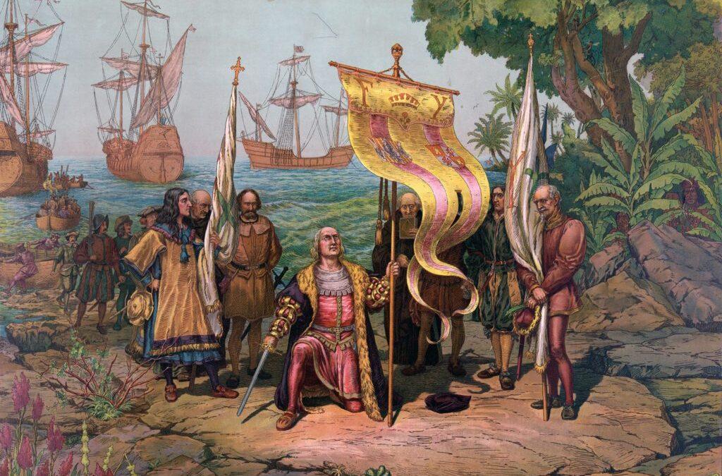 """Cristoforo Colombo e l'alleato """"meteo"""""""
