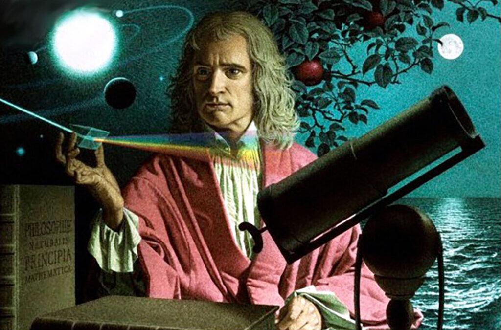 Isaac Newton, il genio mirabile