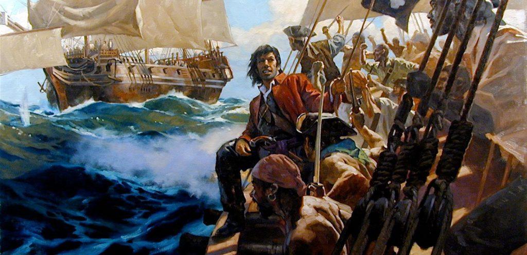 Il pirata Black Sam Bellamy