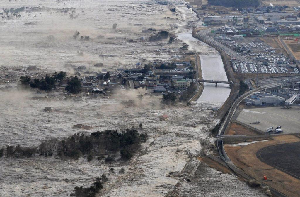 Tsunami, la furia della natura.